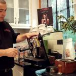 BGE KVIK oktató videók: Espresso készítés